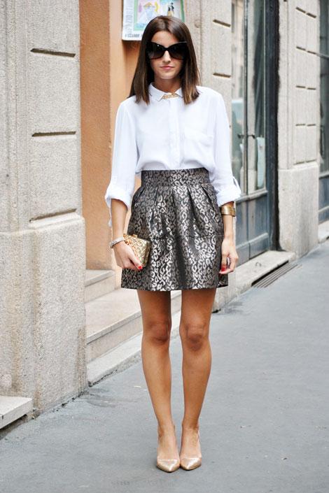 Milan Street Style Moda Station